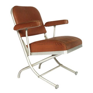 Warren McArthur Folding Chairs For Sale