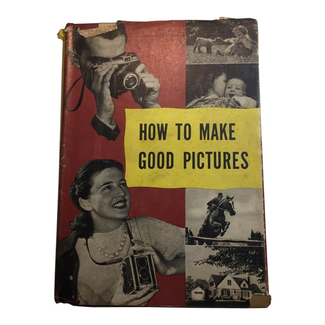 1943 How to Make Good Pictures Kodak Handbook For Sale