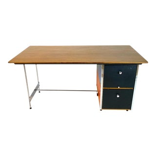 1952 Mid-Century Modern Eames Storage Unit Desk For Sale