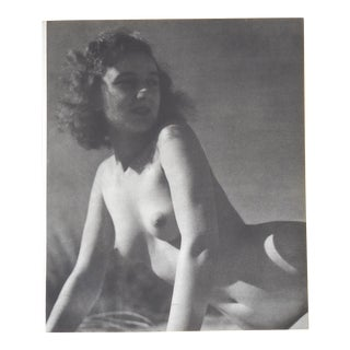 Vintage Nude Photogravure C.1941 For Sale