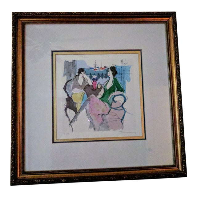"""Alexander Tarkay """"Seasons of the Year"""" Lithograph - Image 1 of 8"""
