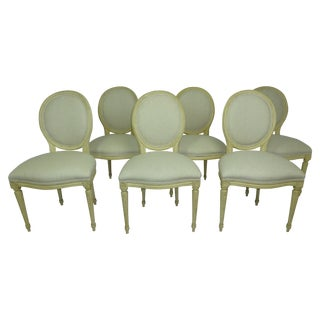 Louis XVI Chairs by Baker - Set of 6