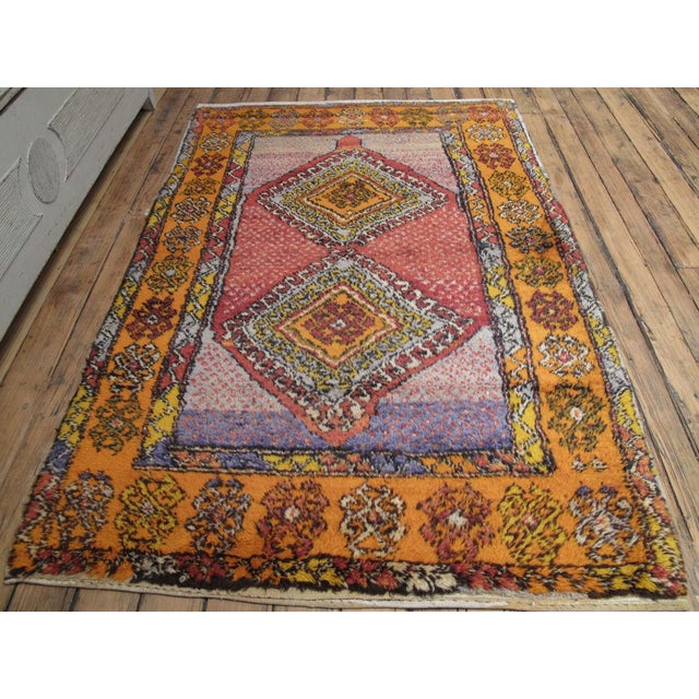 "Islamic ""Yatak"" Rug For Sale - Image 3 of 8"