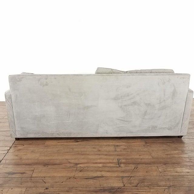 Modern West Elm Henry Upholstered Sofa For Sale - Image 3 of 8