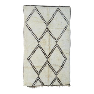 1980s Beni Ourain Rug For Sale