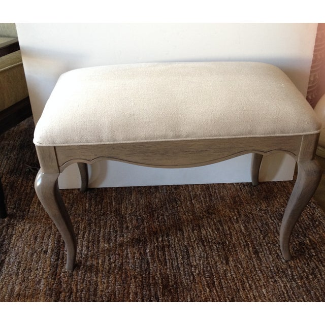 Louis XV Provincial Style Benches - Pair - Image 3 of 9