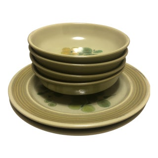 Franciscan Ware Pebble Beach Dinnerware - Set of 6 For Sale