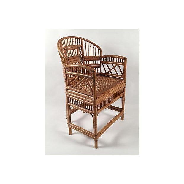 1960's Brighton Bamboo Chair - Image 4 of 7