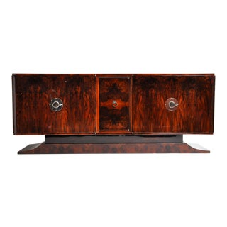 French Art Deco Sideboard For Sale