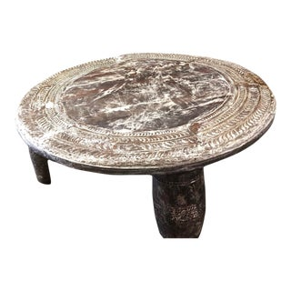 Antique Oxcart Coffee Table For Sale