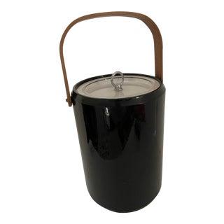 Mid-Century George Briard Teakwood Ice Bucket For Sale