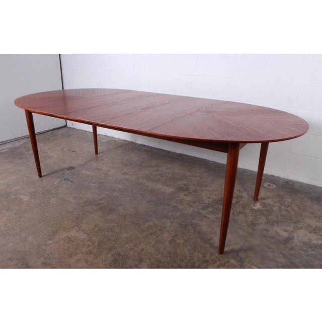 Dining Table by Finn Juhl for Baker For Sale - Image 11 of 13