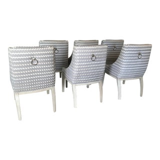 Vanguard Furniture Ithaca Dining Chairs - Set of 6 For Sale