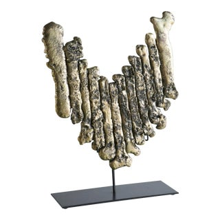 Driftwood #2 Brass Sculpture, by Circa 3230 For Sale