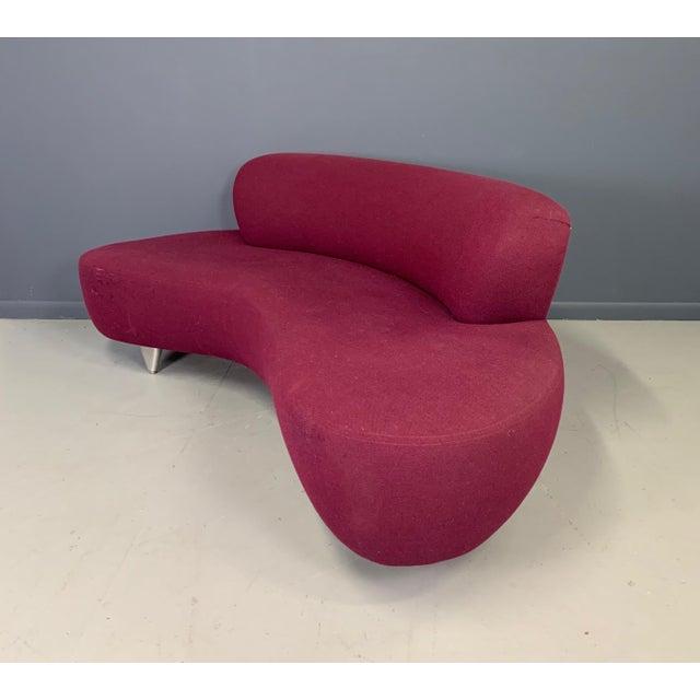 Metal 1970s Vladimir Kagan Sofa for Modernica For Sale - Image 7 of 13
