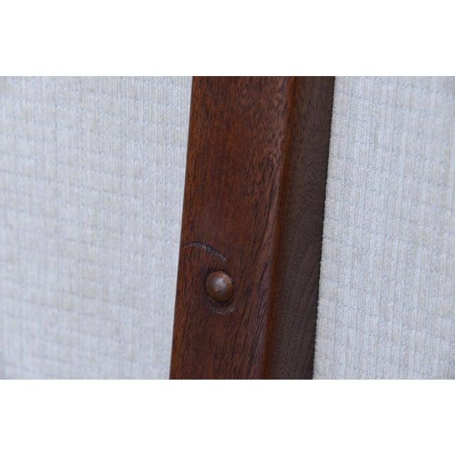 Roger Sprunger for Dunbar Bracket Back Sofa - Image 8 of 9