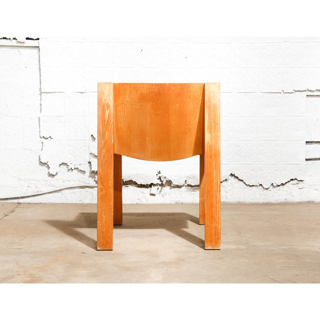 Karel Boonzaayer for Pastoe SE15 Chair For Sale - Image 5 of 7