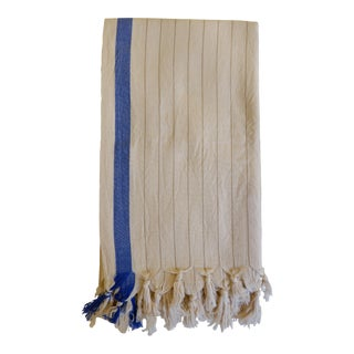 Turkish Hand Made Towel With Natural/Organic Cotton and Fast Drying,41x77 Inches For Sale