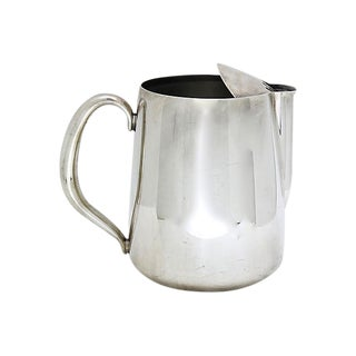 Vintage Christofle Hotelware Ice Water Pitcher For Sale