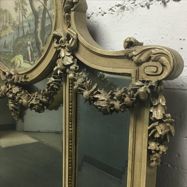Vintage Classical Mirror - Image 6 of 11