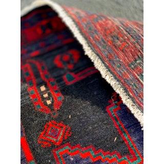 1960s Vintage Persian Bijar Runner Rug - 4′3″ × 11′4″ Preview