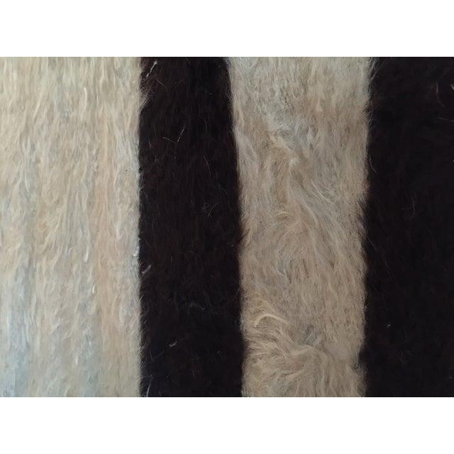 Navajo Style Wool Rug - 4′8″ × 6′9″ - Image 5 of 6