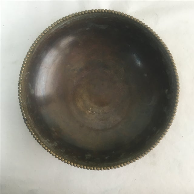 Brass Monkey Stand Bowl - Image 5 of 7