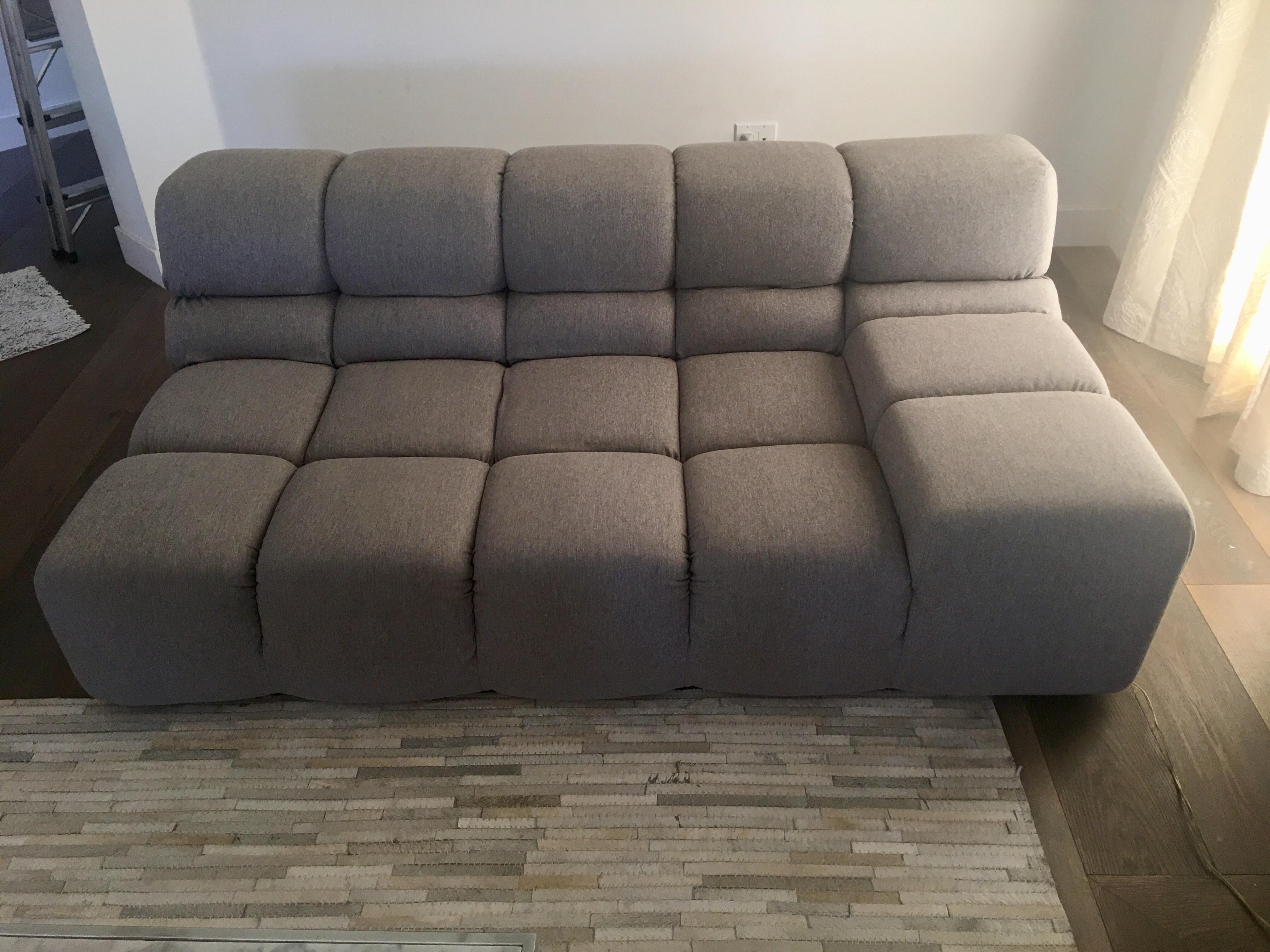 B B Italia Modern Tufty Time Sofa Chairish