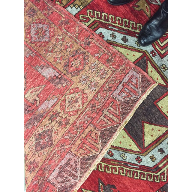 Hand-woven in Turkey where rug weaving is the culture rather than a business. Rugs from Oushak are known for the high...