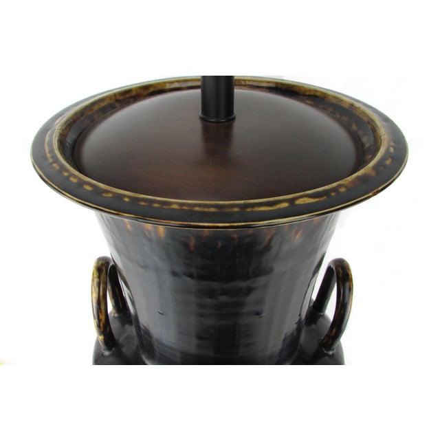 Frederick Cooper Ceramic Urn Lamp - Image 5 of 6