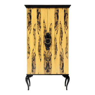 Covet Paris Guggenheim Ebony Royal Cabinet For Sale