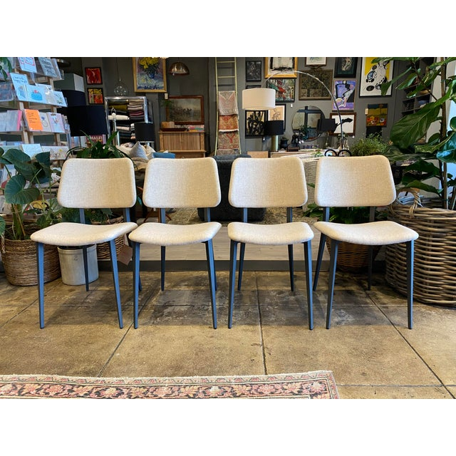 2020s Italian Dining Chairs - Set of 4 For Sale - Image 5 of 9