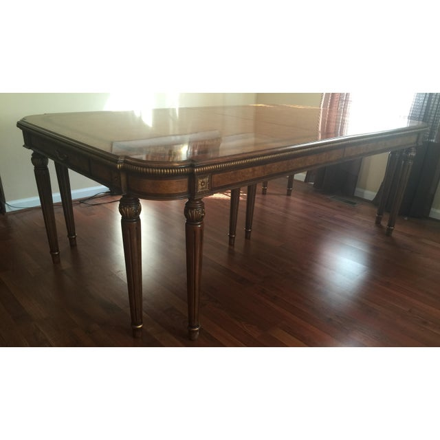 Transitional Style Dining Set - Image 8 of 11