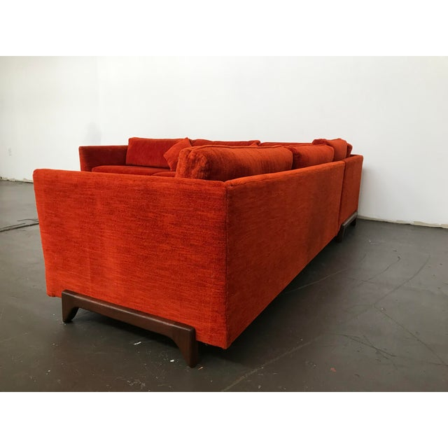 Sectional Sofa by Adrian Pearsall for Craft Associates For Sale - Image 9 of 12