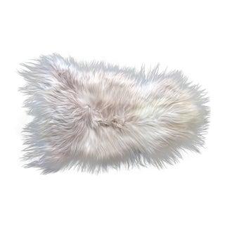 Icelandic Sheepskin- 2′4″ × 3′11″