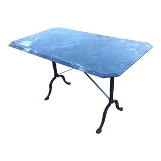 Marble Top French Style Pastry Table
