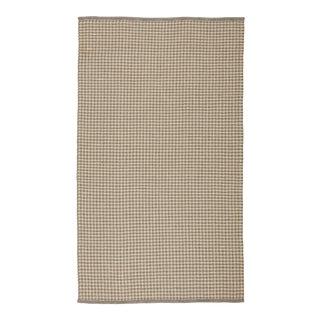 Jaipur Living Houndz Indoor/ Outdoor Trellis Light Gray/ Cream Area Rug - 2' x 3' For Sale