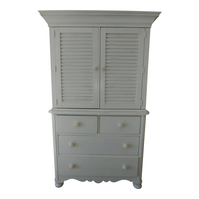 Lexington Cottage Living Armoire For Sale