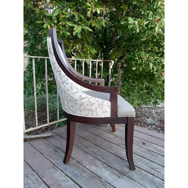 Fairfield Fairfield Caldwell Occasional Chair For Sale - Image 4 of 13
