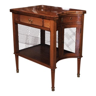 18th Century Traveling Officer's Desk For Sale