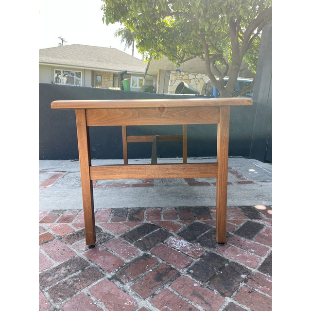 Vintage Monteverdi Young Burlwood Dining Table For Sale In Los Angeles - Image 6 of 8