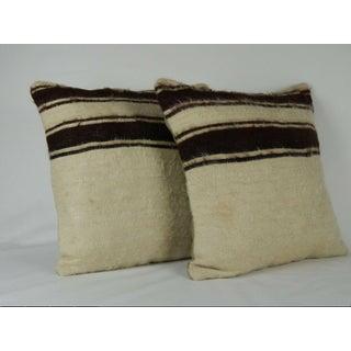 Vintage Turkish Kilim Pillow- a Pair Preview