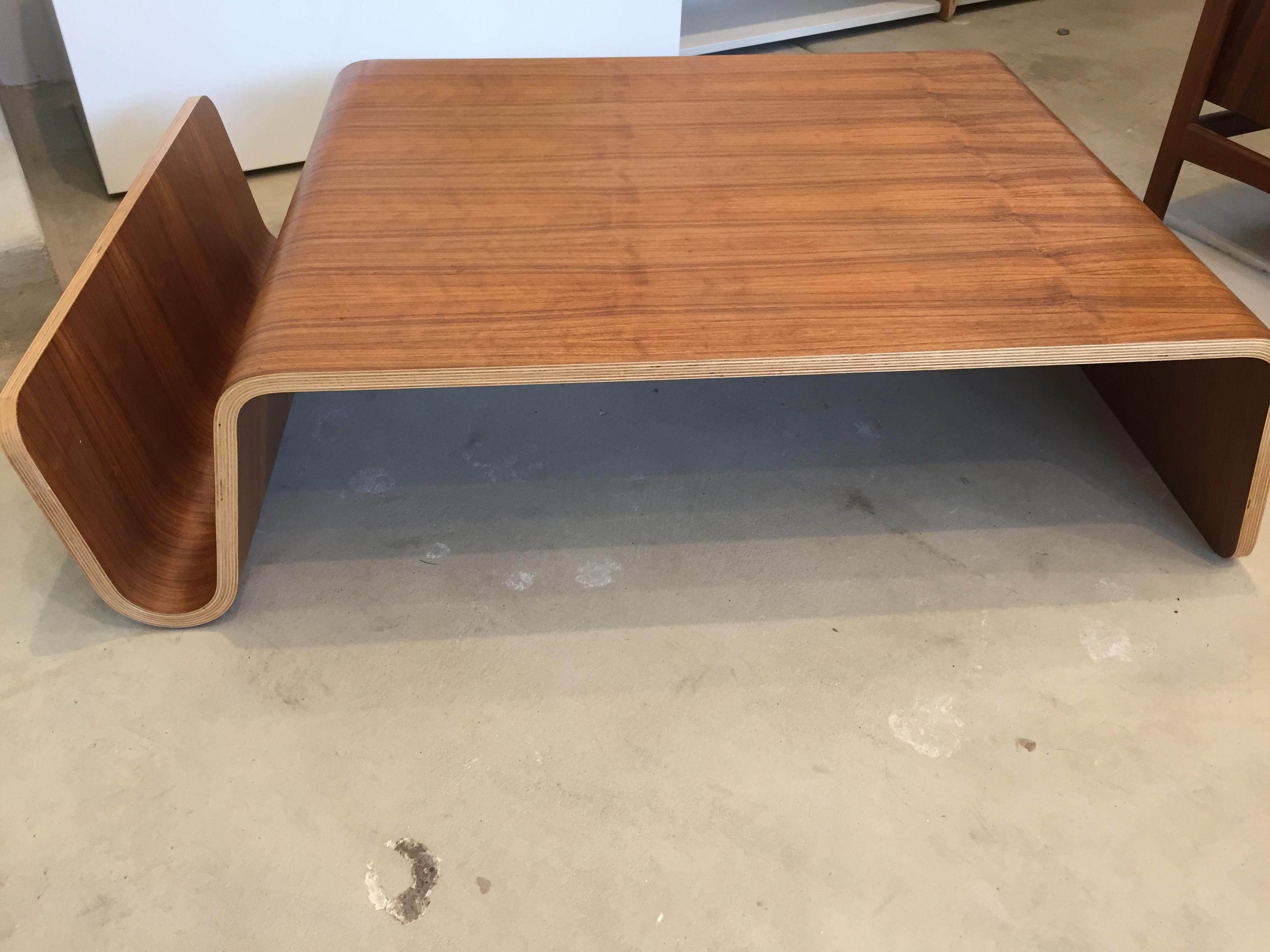 Scando Walnut Coffee Table   Image 2 Of 6
