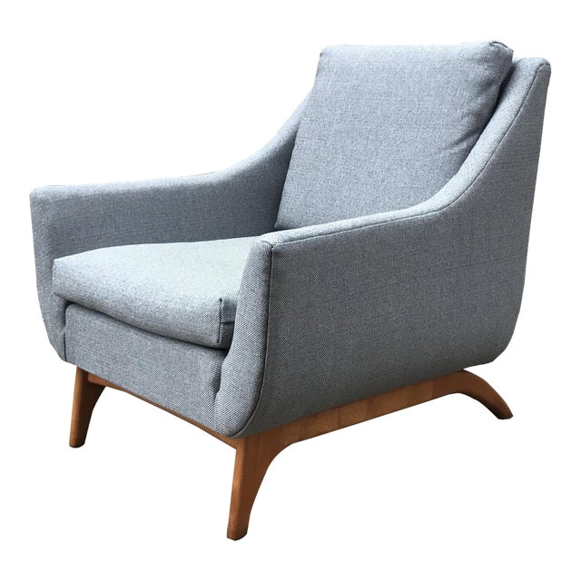 Vintage Rowe Mid Century Modern Chair Chairish