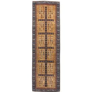 """Handmade Persian Runner Rug - 2'10""""x 10' For Sale"""