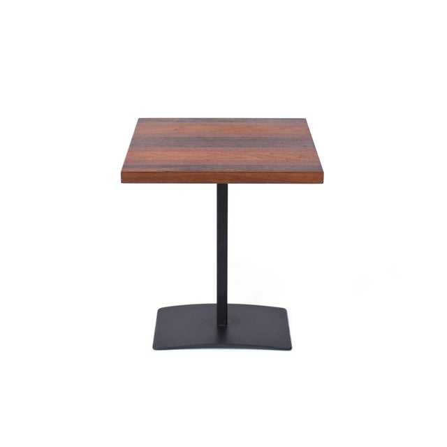 Mid-Century Modern 1960s Milo Baughman Thayer Coggin Side Table For Sale - Image 3 of 3