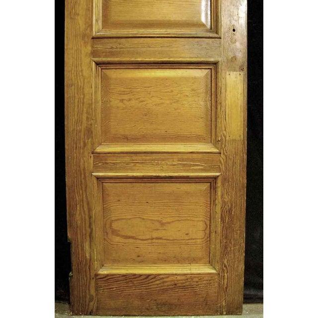 Four Panel Oak & Cypress Door - Image 5 of 6