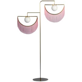 Image of Green Floor Lamps