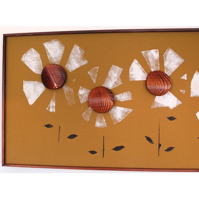 Witco Wilrongo Daisies Wall Art - Image 3 of 7