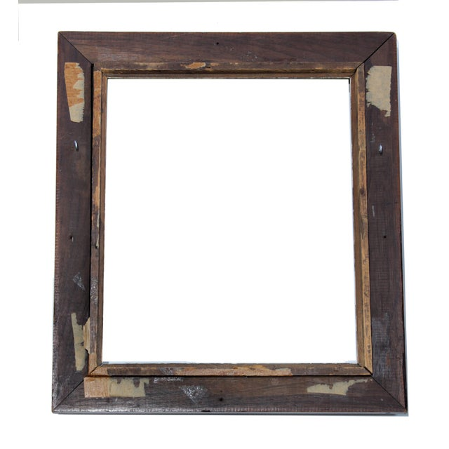 19th Century American Walnut Frame - Image 4 of 5
